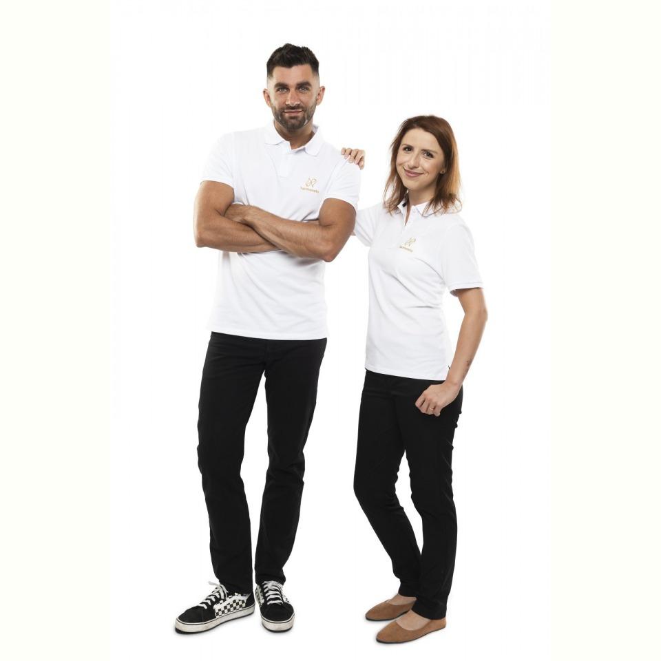 Harmonelo polo T-shirt women XXL